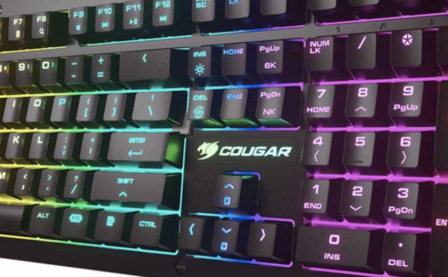 Cougar PURI RGB Mechanical Gaming Keyboard