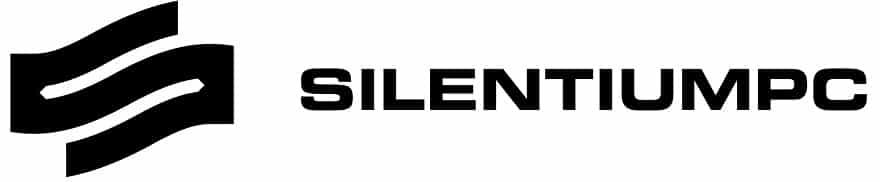silentiumPC logo mds
