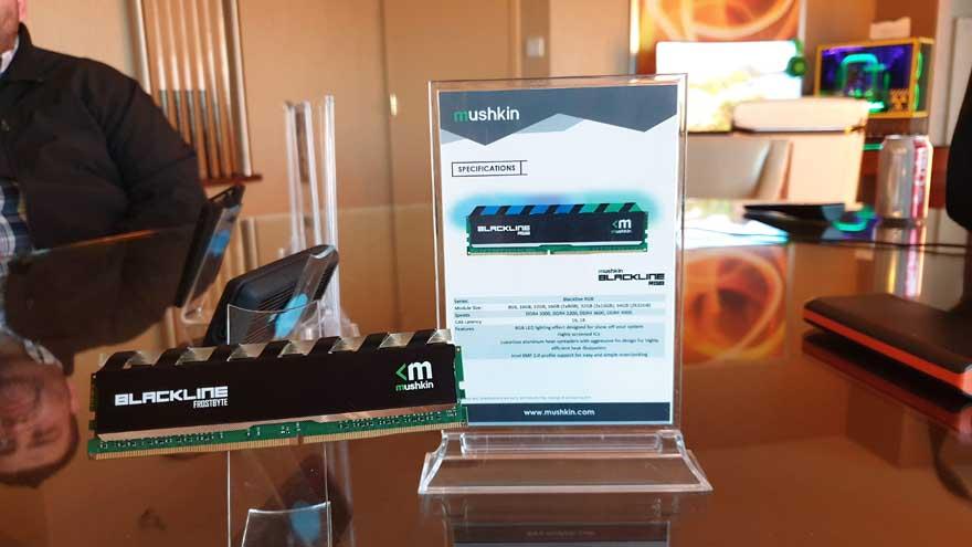 Mushkin's Latest SSD and RAM @ CES 2020