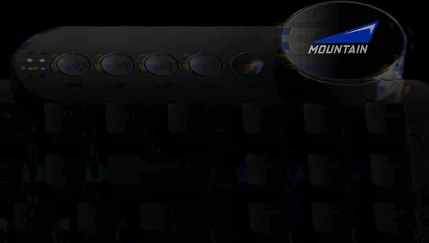 Mountain 11.Media Dock