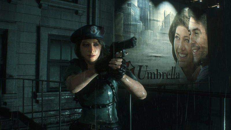 Resident Evil 2 Remake Mod Adds Jill Valentine in High