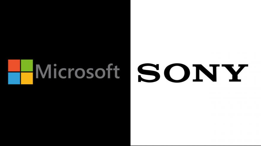 sony microsoft mds