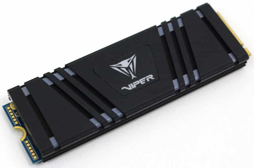 Patriot Viper VPR100 1TB Photo view top other angle
