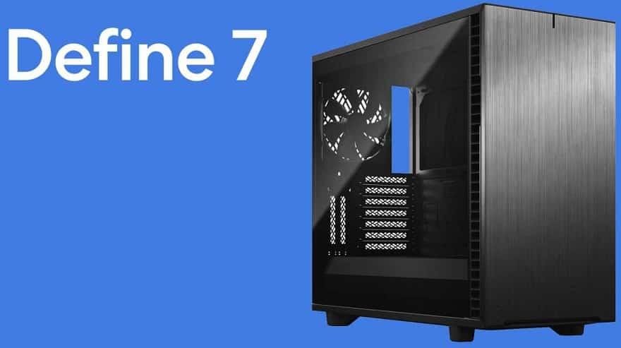 Fractal Design Define 7 PC Case Review