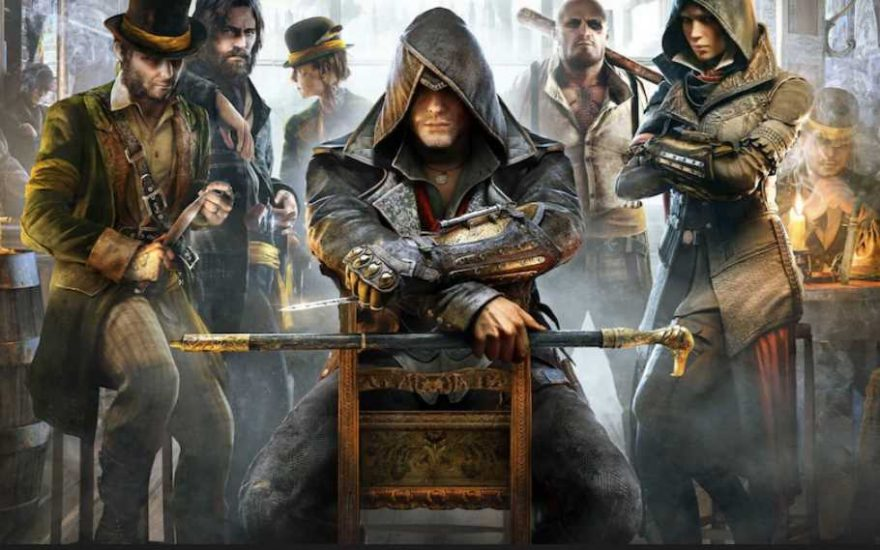 Assassin's Creed Syndicate and Faeria are FREE on Epic Games Store