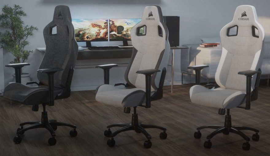 Corsair T3 Rush Gaming Chair Review