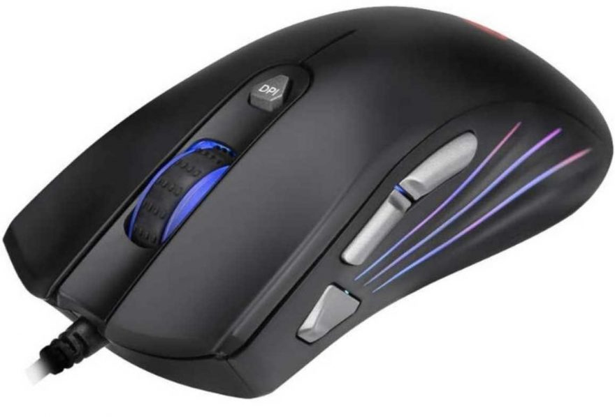 Marvo Scorpion G813 RGB Gaming Mouse Review