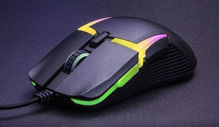 Thermaltake Level 20 RGB Gaming Mouse Review