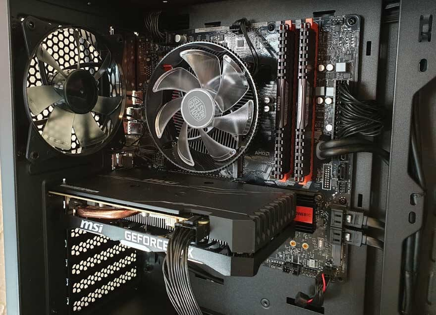 Cyberpower Infinity X66 RTX Gaming PC Review