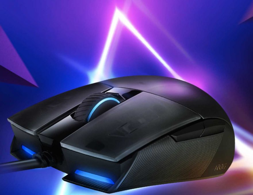ASUS RoG STRIX Impact II Gaming Mouse Review