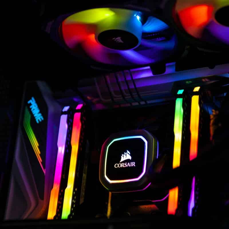 AlphaSync Threadripper 3960X RTX 2080 Ti Water Cooled Gaming PC Review