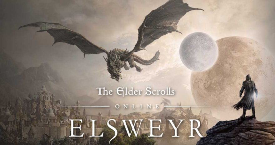 Win an Elder Scrolls Online Elsweyr Code for You and a Friend!