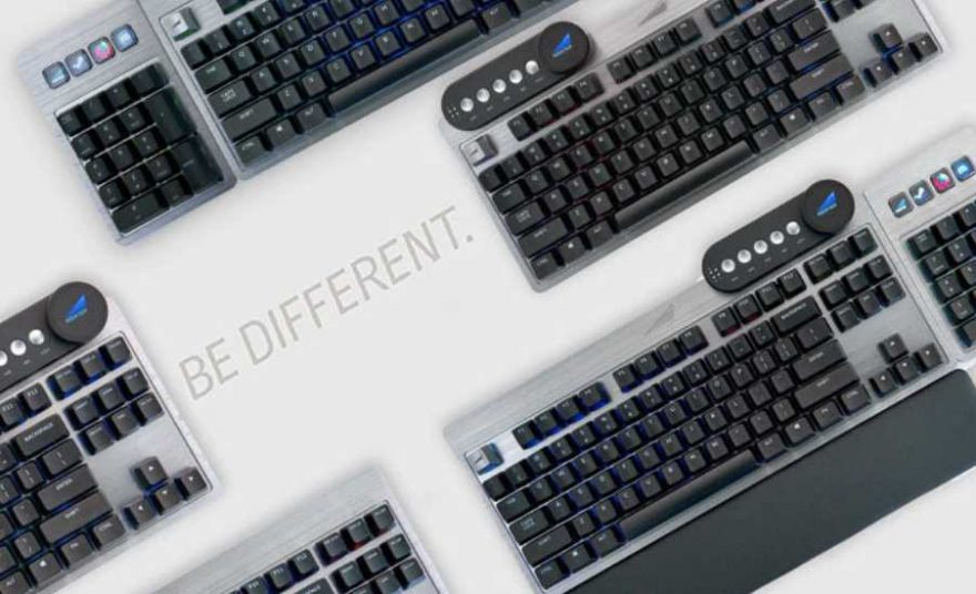 Everest: The World's Most Amazing Keyboard?