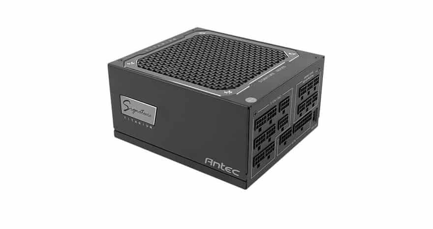 antec signature power supply