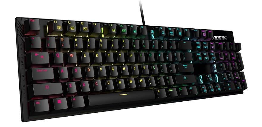 GIGABYTE AORUS K1 Mechanical Gaming Keyboard