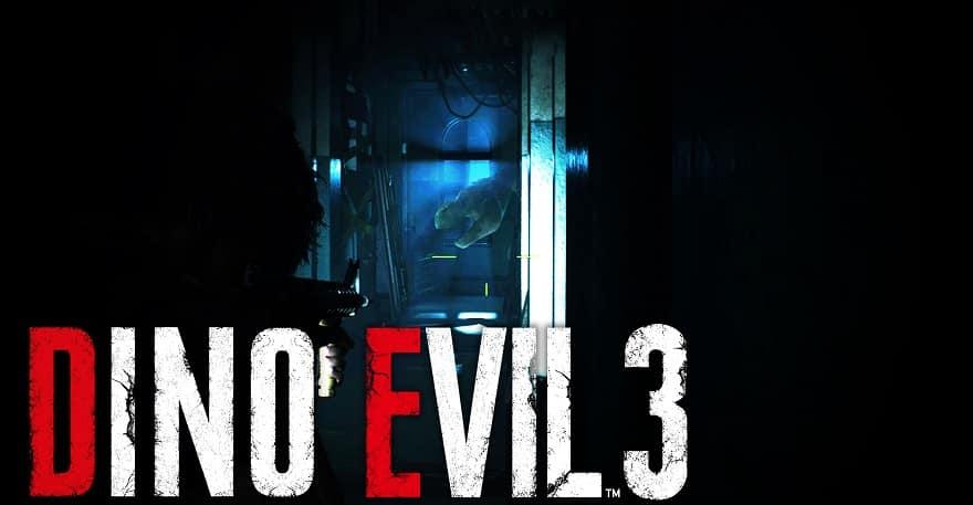 dino crisis resident evil 3