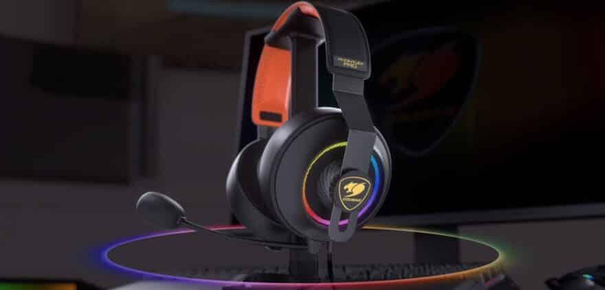 Cougar Phontum Pro gaming headset