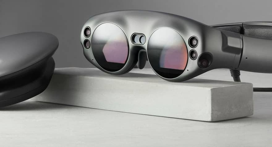 magic leap AR augmented-reality augmented reality