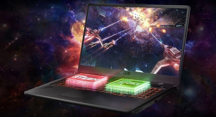 asus tuf gaming a15 a17