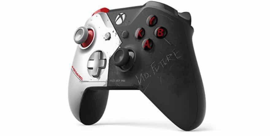 xbox controller cyberpunk 2077