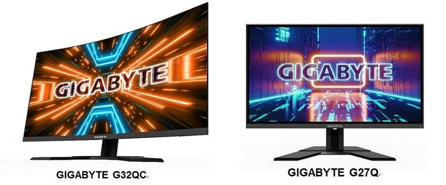 gigabyte Gaming Series Monitors
