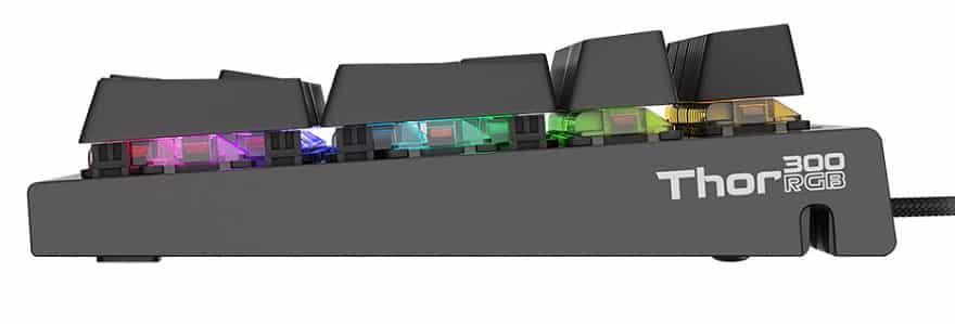 Genesis Gaming Thor 300 RGB Mechanical Keyboard