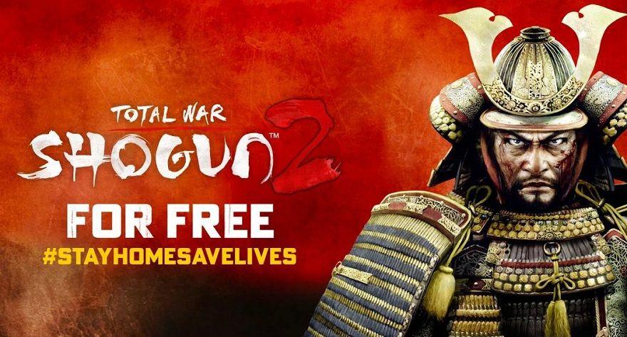 sega total war shogun 2