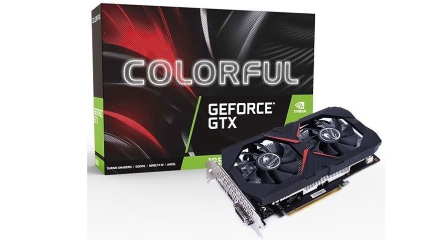 powerful nvidia 1650 GDDR graphics card