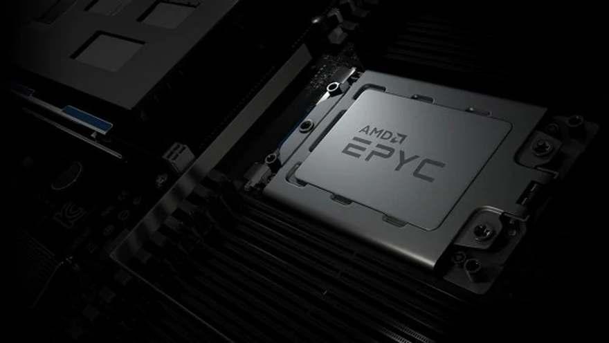 AMD 2nd Generation EPYC Processor 7002