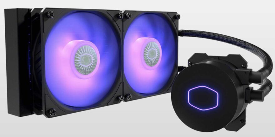 Cooler Master Masterliquid ML240L V2 RGB Review