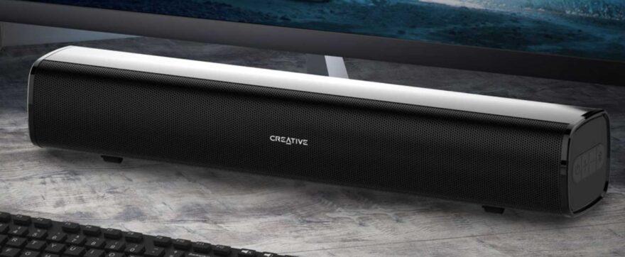 Creative STAGE Air Desktop Soundbar Review