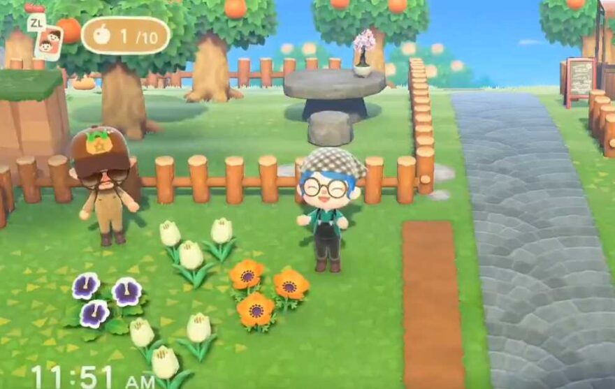 Someone Started Their Own Weeding Company in Animal Crossing