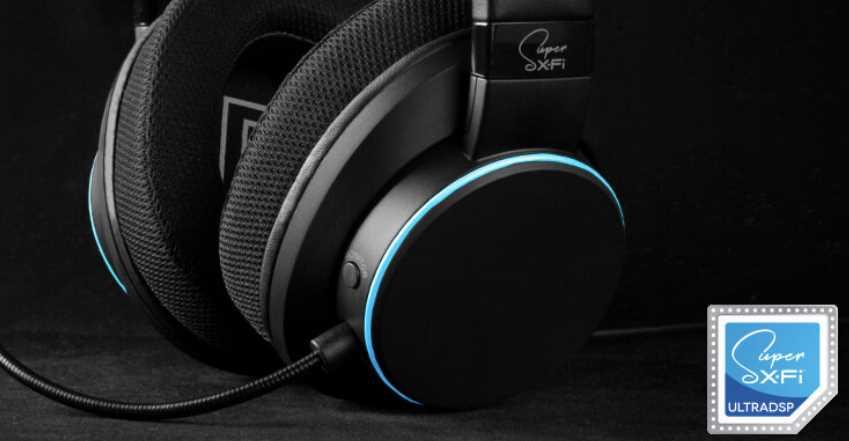 Creative SXFI AIR C Headset Review