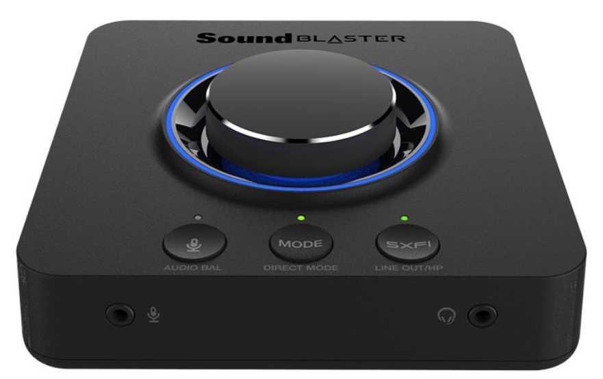 Creative X3 Hi-Res 7.1 SXFI USB DAC and Amplifier Review