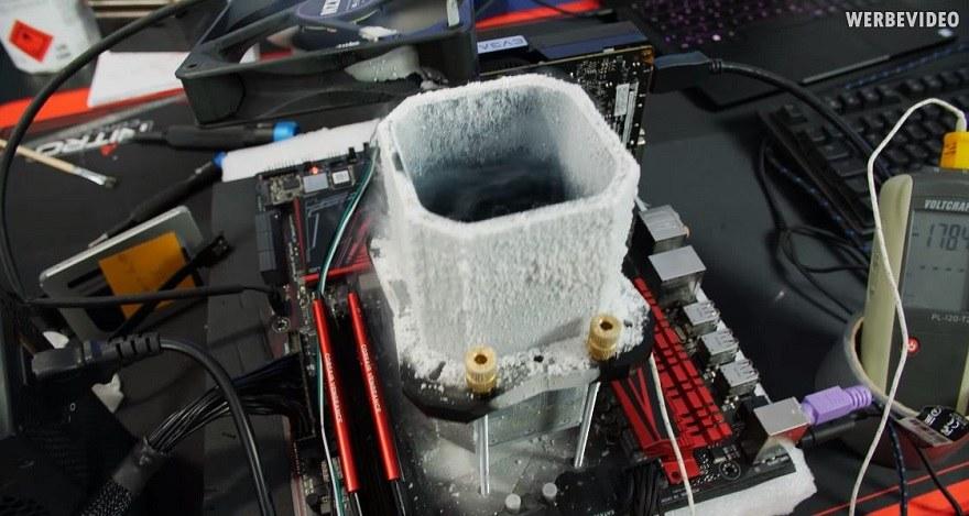 AMD FX-8350 overclock