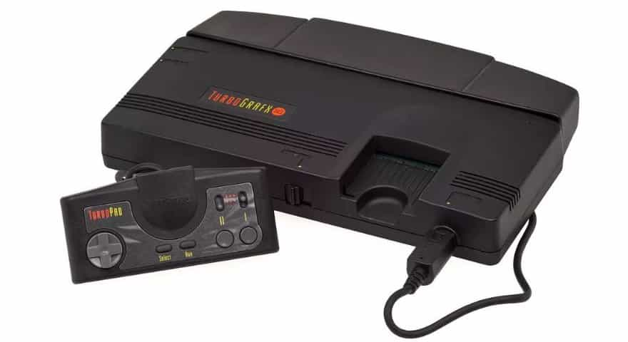 Konami's TurboGrafx-16 Mini
