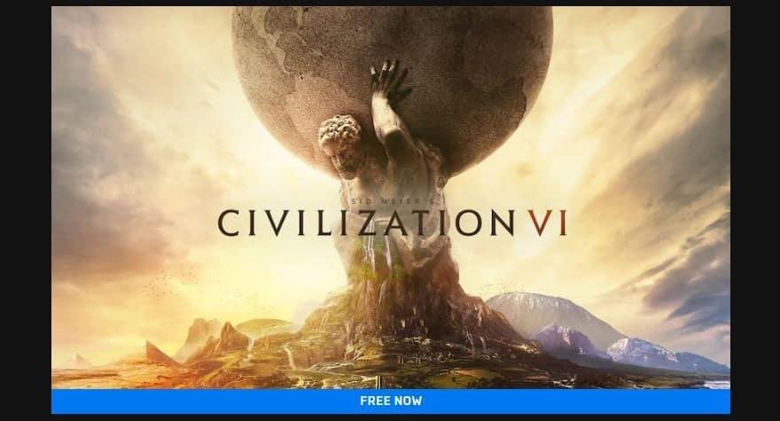 civilization VI epic games store
