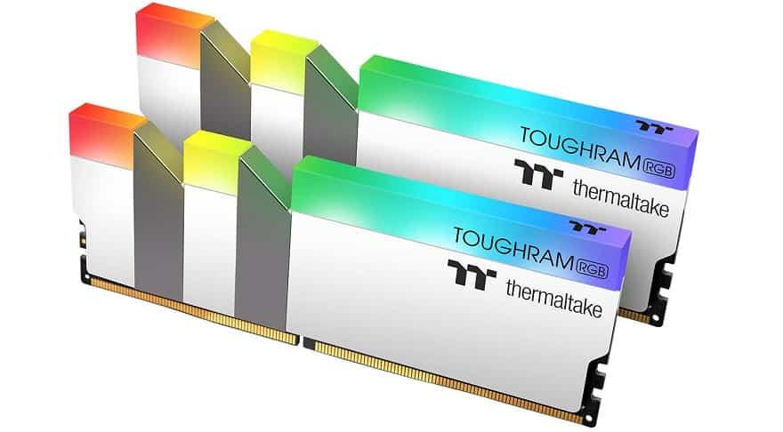 thermaltake TOUGHRAM RGB DDR4-4600 Memory 16GB