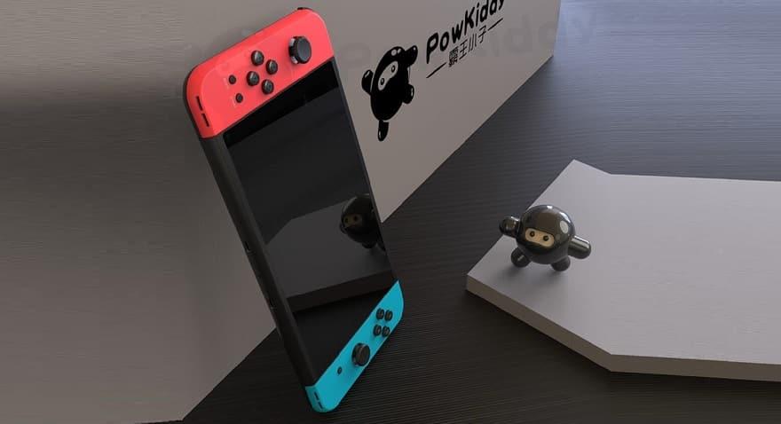 PowKiddy X2 nintendo switch