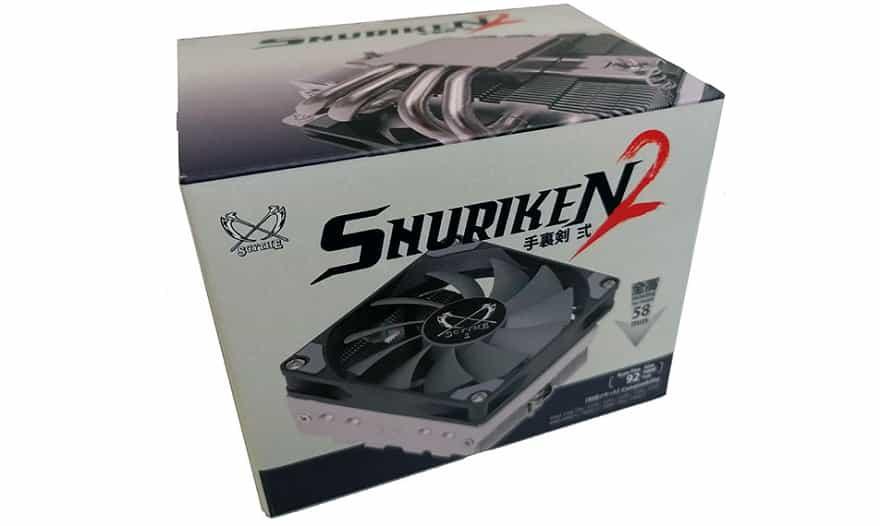 scythe shuriken 2