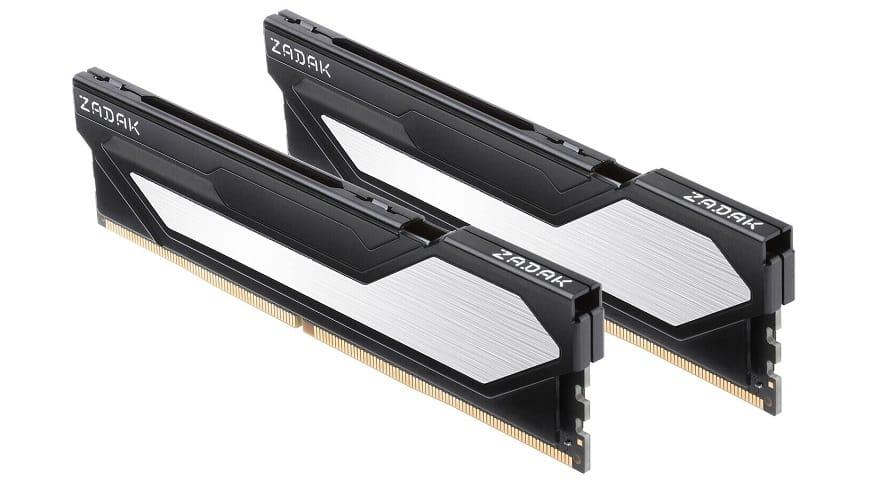 zadak Twist Series DDR4 Memory Modules