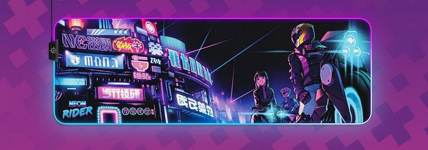 steelseries CS:GO Neon Rider Collection