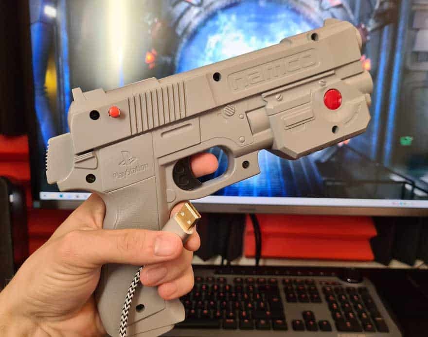 I Built My Own Light Gun for my PC & Arcade Machine