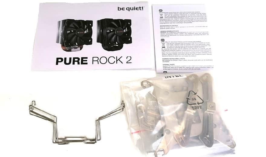 BE QUIET! pure rock 2 be quiet