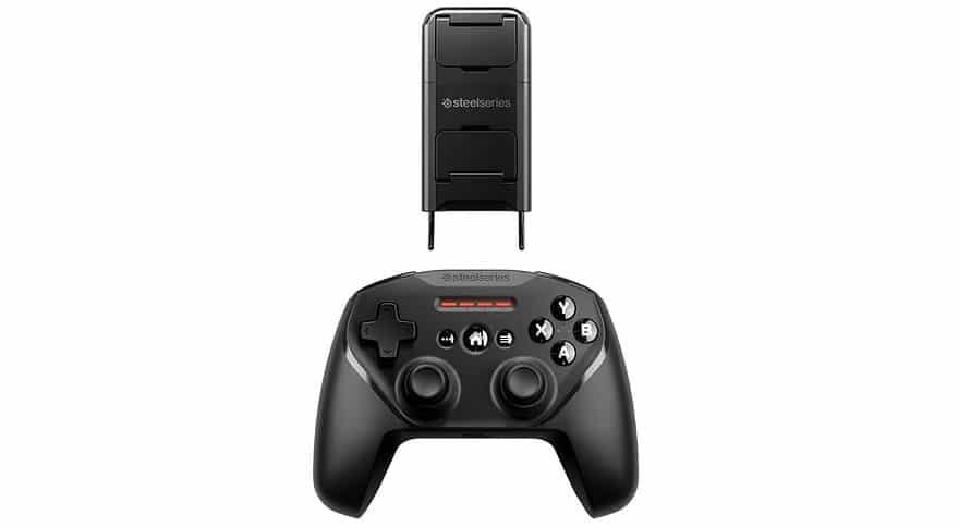 steelseries Apple Exclusive Nimbus+ Wireless Gamepad Controller