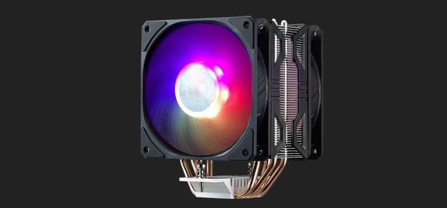 cooler master Hyper 212 ARGB Turbo CPU Cooler