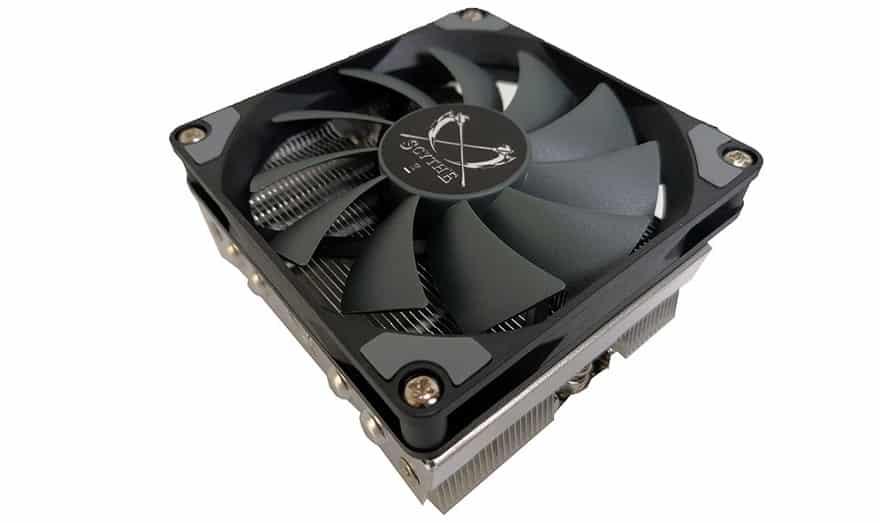 Scythe Shuriken 2 Low-Profile CPU Cooler Review