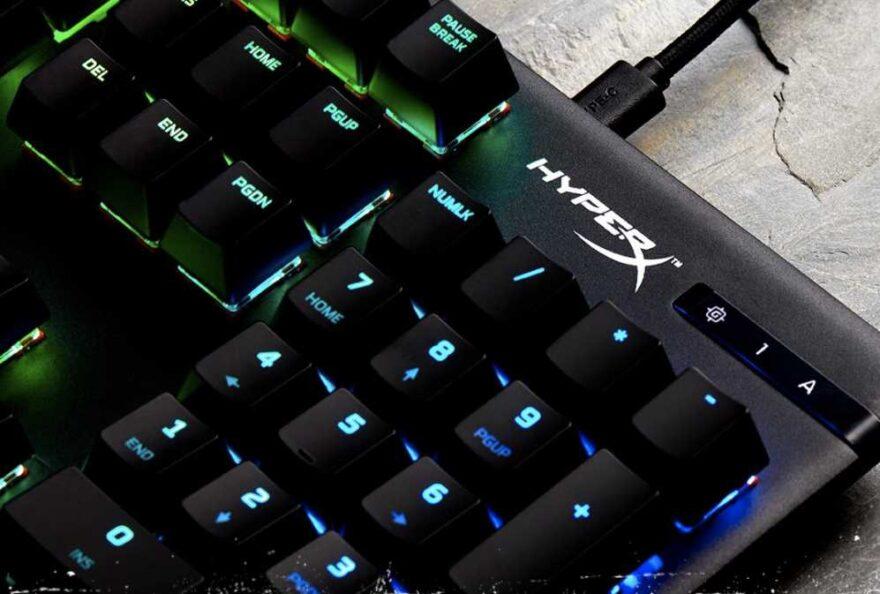 HyperX Alloy Origins RGB Mechanical Keyboard Review