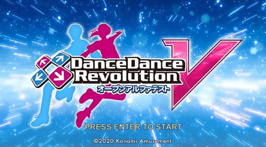 konami dancedancerevolution