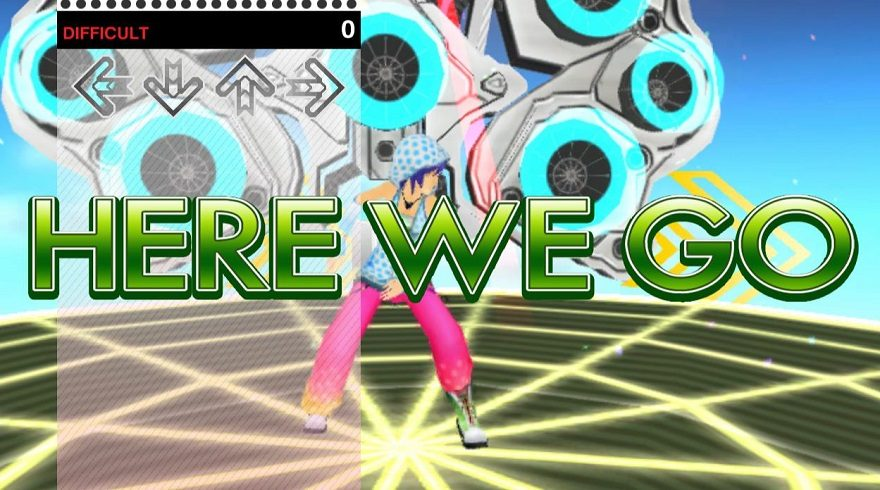 konami dancedancerevolution